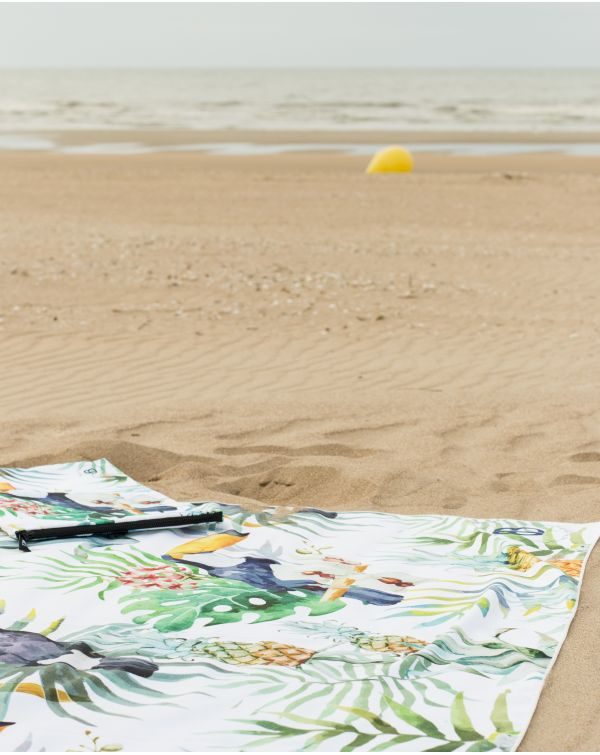 Sac à linge - Raihau - Toucan - 60x35 cm
