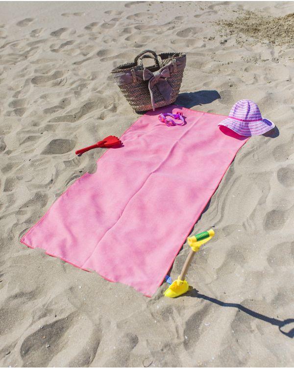 Drap de plage - Anuanua - Hollywood - 140x70 cm