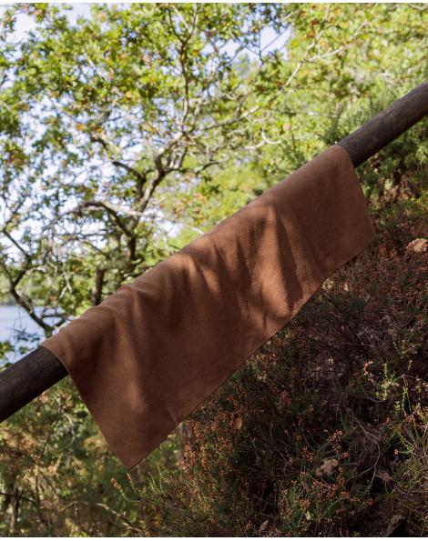 Drap de douche - Anuanua - Terra - 70x130 cm