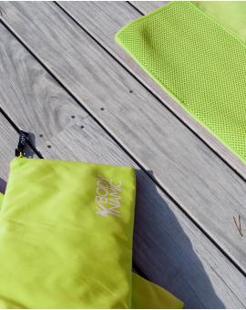 Sac à linge - Raihau - Lime - 40x25 cm