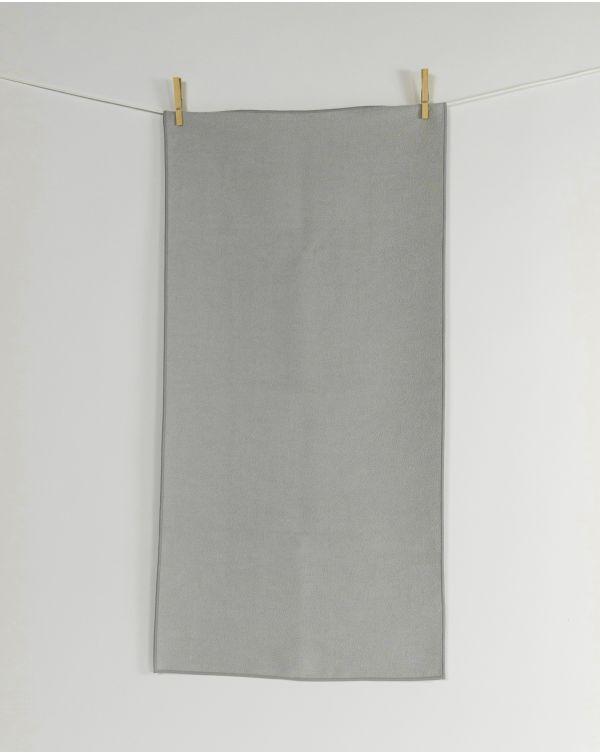 Serviette de toilette - Anuanua - Perle - 45x90 cm
