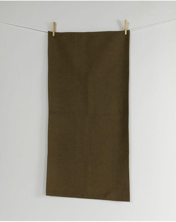 Serviette de toilette - Anuanua - Terra - 45x90 cm