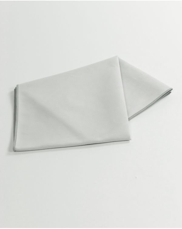 Serviette de toilette - Heiata - Perle - 45x90 cm