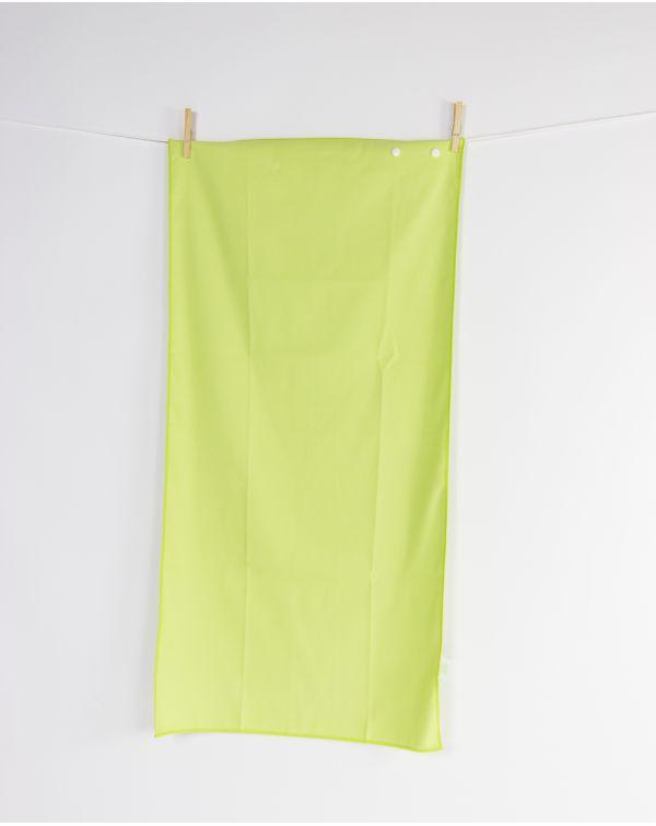Serviette de toilette - Heiata - Lime - 90x45 cm