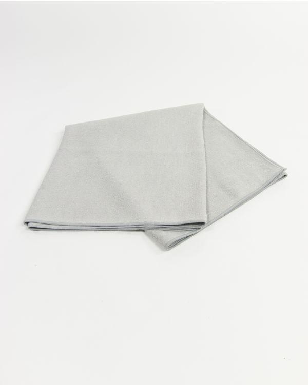 Drap de douche - Anuanua - Perle - 130x70 cm