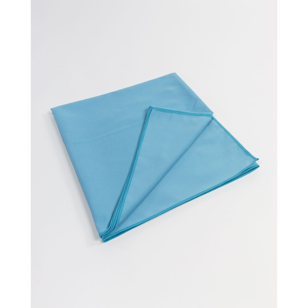 drap de douche en microfibre heiata coloris bleu naiade bodynamic. Black Bedroom Furniture Sets. Home Design Ideas