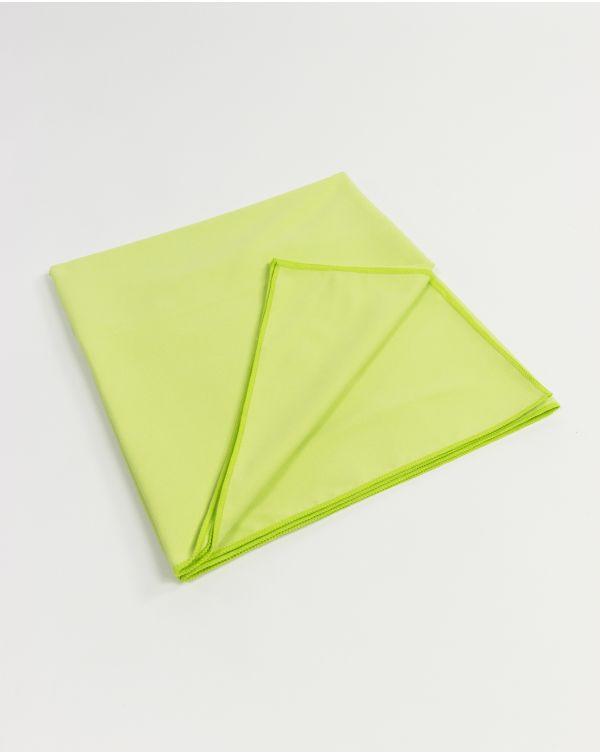 Drap de douche - Heiata - Lime - 130x70 cm