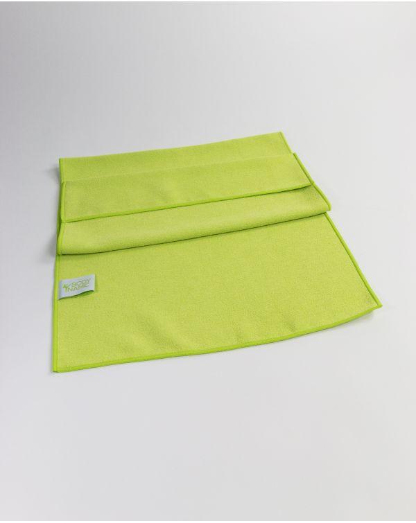 Serviette banc de musculation - Anuanua - Lime - 80x40 cm