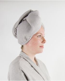 Turban cheveux - Taimiti - Perle