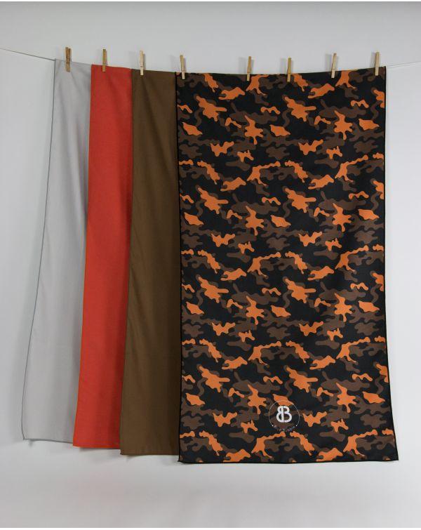 Drap de douche - Heiata - Perle - 70x130 cm