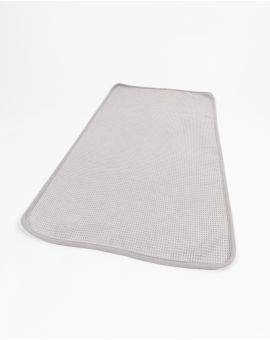 Tapis de bain - Taimiti - Perle - 80x50cm