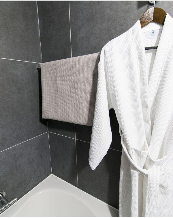 Drap de bain - Taimiti - Perle - 150x100cm